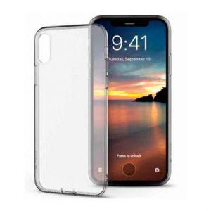 DEVIA - Capa Soft TPU - iPhone X (NAKED) Transparente
