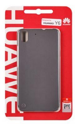 HUAWEI - Y6+ PC COVER BLACK