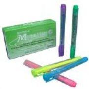 DONG-A - Marcadores Fluorescentes Memoliner Amarelo Pack 12un