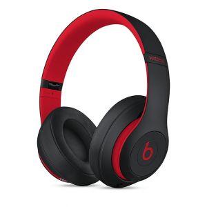 APPLE - Beats Studio3 Wireless Over-Ear Headphones - The Beats Decade Collection - Defiant Black-Red