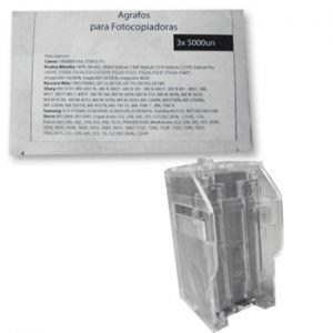 OFFICE - Agrafos para Fotocopiadoras 1x5000un (Ver Modelos) (min. 3 un.)