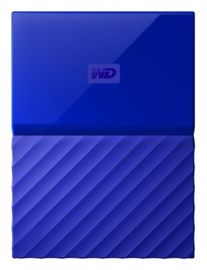 WESTERN DIGITAL - MY PASSPORT WDBYFT0020BBL 2 TB - USB 3.0