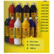 SES - Tinta Vermelha para Pintura 1 Litro - FingerPaint