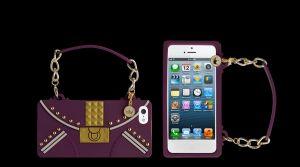 MAIWORLD - Oblige Saturday iPhone 5 (violet)
