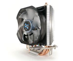 ZALMAN - VENTOINHA CPU 92MM PWM LED AZUL 3 DISIPADORES COMPUESTOS (CNPS7X LED+)