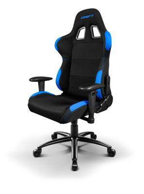 DRIFT - Cadeira Gaming DR100 Black/Blue Gaming Chair