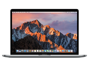 APPLE - MacBook Pro 15-inch with Touch Bar: 2.6GHz quad-core Intel Core i7: 256GB - Space Grey