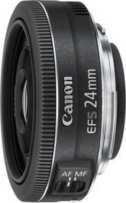 CANON - EF-S 24mmf / 2.8 STM