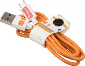 TRIBE - CABO STAR WARS USB-MICROUSB (BB-8)