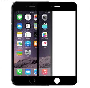 DEVIA - Proteção de Vidro Temperado para iPhone 6+/6s Plus com Frente Preta Curvo