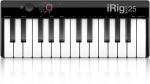 IK Multimedia - Teclado iRig Keys 25