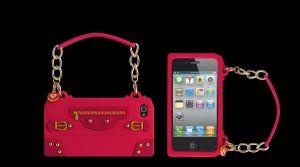 MAIWORLD - Oblige Urban iPhone 4 fuchsia