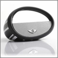 PLATFORM2 - Colunas Mini Mirror Boombox (black jack)