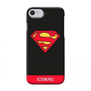 ICEBERG - SOFT CASE SUPERMAN IPHONE 7 (LOGO)