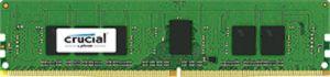 CRUCIAL - 4GB DDR4 2133 CL15 SR x8 ECC Reg. DIMM 288pin