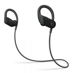 APPLE - Auriculares sem fios Powerbeats de elevado desempenho - Preto