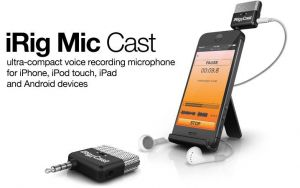 IK MULTIMEDIA - Microfone iMIC Cast