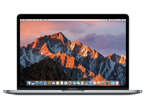 APPLE - MacBook Pro 13-inch: 2.0GHz dual-core Intel Core i5: 256GB - Space Grey