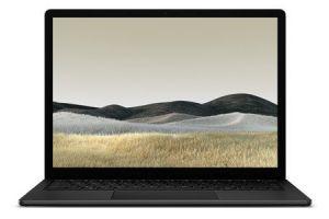 MICROSOFT - Surface Laptop 3 (Avery Island) 10a Geracao Intel i5-1035G7 8GB 256GB 13,5 2256x1504 Iris Plus graphics 950 W10 Home Preto Mate