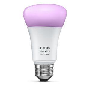PHILIPS - Lâmpada de extensão branca e colorida Hue Ambiance A60 E27