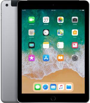 APPLE - iPad Wi-Fi + Cellular 128GB - Space Grey (novo)
