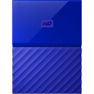 WESTERN DIGITAL - HDD EXT My Pass 1TB 2.5 Blue WorldWide