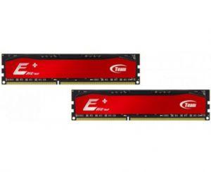 TEAMGROUP - Kit 8GB (2 x 4GB) DDR3 1600MHz Elite Plus Vermel