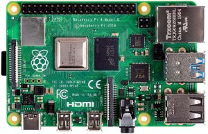 RASPBERRY PI - 4 MODEL B / 4GB SDRAM