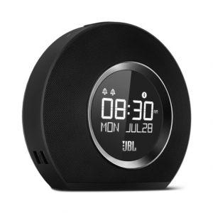JBL - HORIZON BLACK RADIO RELOGIO