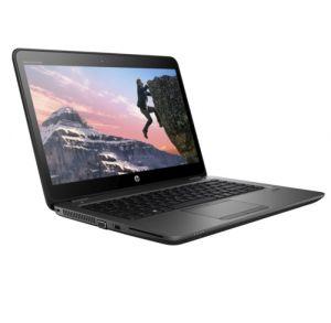 HP - ZBOOK 14U G4 - I7-7500U, 14 8GB/256 PC - preço válido p/ unid facturadas até 31 de Julho