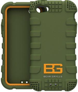 JIVO - Bear Grylls Action Case KHAKI w/Screen guard - JI-1600