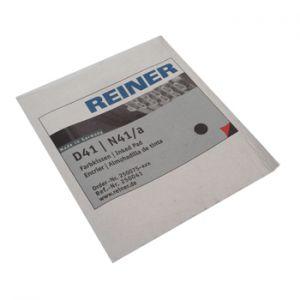 REINER - Almofada para Carimbo Reiner D41/N41/DN41 Preto