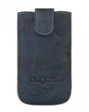 BUGATTI - SlimCase Leather Unique iPhone 5 (jeans)