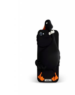 MOSCHINO - Goose Luisa iPhone 4 / 4S (black)