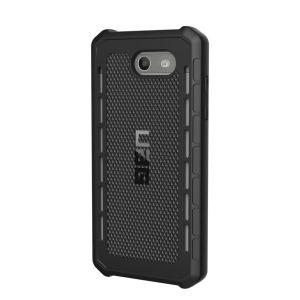 UAG - GalaxyJ3(2017) Outback Case-Black - GLXJ3-17-O-BK