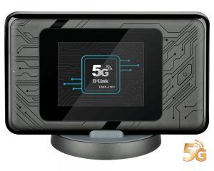 D-Link - Modem / Router Wi-fi DWR-2101 5G Wi-Fi6 Mobile Hotspot AX1800