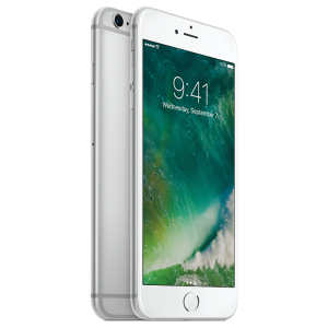 APPLE - iPhone 6s Plus 32GB Silver
