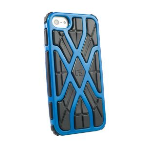 G-FORM - iPhone 5 blue / black RPT