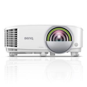 BENQ - Projector EW800ST DLP WXGA 3300 lumens 0.49 T/R LAN 2xHDMI (1 para Dongle Wireless) Benq Education Launcher