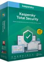 KASPERSKY - TOTAL SECURITY 2020 MD 3 Utilizadores 1 Ano