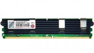 TRANSCEND - 2GB FB-DIMM FOR APPLE - TS2GJMA151U