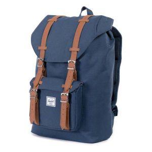 HERSCHEL - Little America Mid-Volume Backpack Blue