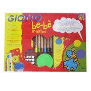 GIOTTO - Conjunto Giotto Be-Be p / Colorir e Modelar