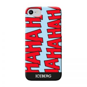 ICEBERG - SOFT CASE COMICS IPHONE 7 (HAHA)