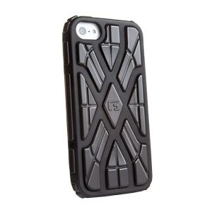 G-FORM - iPhone 5 black / black RPT