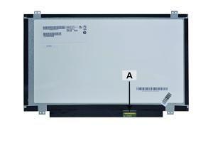 2-POWER - 14.0 WXGA HD 1366X768 LED MATTE