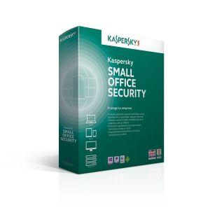 KASPERSKY - SMALL OFFICE SECURITY 4 15DESKTOPS