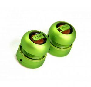 X-MINI - Coluna X-MINI - MAX CAPSULE Speaker XAM15 VERDE