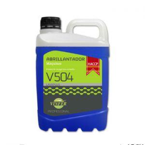 VINFER - Abrilhantador Loica Maquina (A.Duras) Vinfer HACCP - 5 Litro