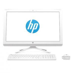 HP - 24-G000NP - Intel Core i3-6100U, 2.3Ghz (DC), 4GB DDR4 2133Mhz, 1TB 5400rpm, Dropbox, 23.8P FHD 1920x1080, IPS, Retroil.WLED, DVDRW SM USlim, Intel HD 520, WebCam, GB Ethe, Combo 802.11 b/g/n (1x1), BT 4.0, Teclado+Rato USB, Windows 10 64 -Branco nev